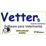 Vetter 5 - Software De Gestión Veterinaria Y Pets Shop