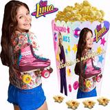 Kit Imprimible Soy Luna Tarjetas Invitaciones + Candy Bar