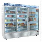 Refrigerador Comercial 3 Puertas 72 Pies Armd-72 Asber