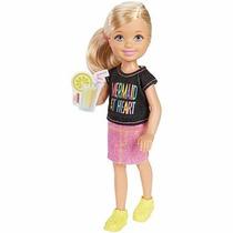 Barbie Chelsea Limonada Hemanas Aventura De Perritos Mattel