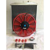 Radiador+tapon+ventilador Honda Civic 1992-2000 Envio+gratis