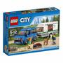 Lego City Van & Caravan 60117 Camping 250 Piezas
