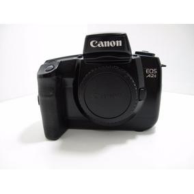 Máquina Fotográfica Canon Eos A2e Analógica
