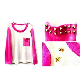 Sweaters Para Nenas Divinos! Diseños Exclusivos Oportunidad