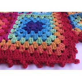 Camino De Mesa Tejido Crochet, Espectacular !