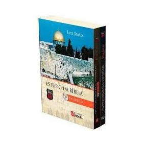 Bíblia De Estudo Comentada Em Áudio Mp3 Luiz Sayão Rota 66