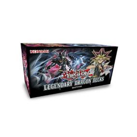 Yu-gi-oh - Decks Dos Dragões Lendários