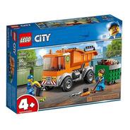 Juguete Lego City Camion De Basura 60220 90 Piezas