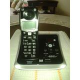 Teléfono Inalámbrico General Electric Ge 5.8 Ghz Digital
