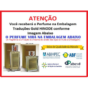 Perfume Ref. One Million 100ml Traduções Gold 19 Hinode
