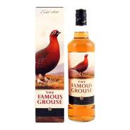 Whisky The Famous Grouse 750ml. - Envíos