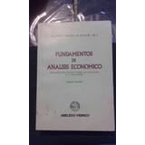 Fundamentos De Analisis Economicos Alberto Benegas Lynch10*
