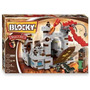 Blocky Castillo Dragones 880 Piezas Original