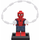 Spiderman Hombre Araña Homecoming Super Heroes Minifiguras