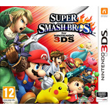 Juego Super Smash Bros 3ds Nintendo 3ds Para Nintendo 3ds