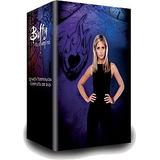 Buffy A Caça Vampiros Quarta Temporada Original Lacrado
