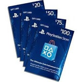 Tarjeta Playstation Network Psn 20 Usd Usa | Ps3 Ps4