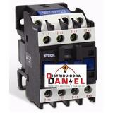 Contactor Tripolar Steck 9 Amper Distribuidora Daniel