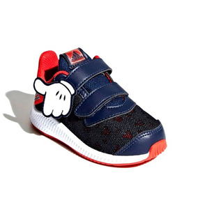 Tenis adidas Fortarun Disney Mickey Talla 16