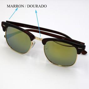 Bbs Raiada Dourada De Sol - Óculos no Mercado Livre Brasil 6e3f142f4b