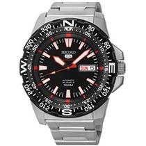 Relógio Seiko 5 Automático 24jewels 4r36bj Masculino + Frete