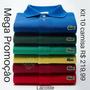 Kit 10 Camisa Gola Polo Lacoste Masculina - Frete Grátis