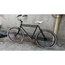 Bicicleta Cuadro Antiguo Tipo Retro