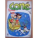 Comic Cone De Condorito Numero 10.completo.1983.primera Epoc
