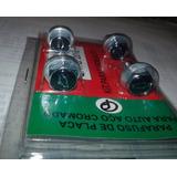 Parafuso Placa Gm Preta Chevette Vectra C10 D20 Veraneio