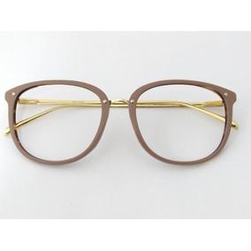 6090e90f992e9 Óculos Feminino Nude Cor De Pele Bege 1041 C7 · R  189 90