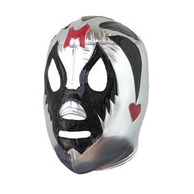Mascara Mil Mascaras Plata Lucha Libre Adulto