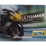 Alarma Moto Ultra Ultramax Sensor Proximidad Envío Gratis