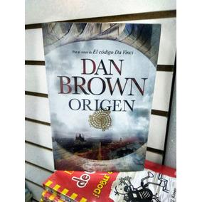 Envio Gratis/ Libro Origen /autor Dan Brown/codigo Da Vinci