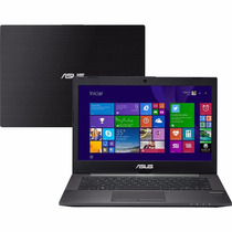 Notebook Asus Pu401la-wo074p Core I5 6gb 500gb Led 14 Preto