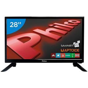 Smart Tv Led 28 Polegadas Philco Ph28n91dsgwa Conversor Digi