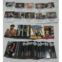 Cards X-men: Wolverine Origins Filme Marvel Com Autografados