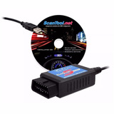Escaner Automotriz Elm Scan 5 Interfase Usb Original +cursos