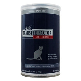 Factor De Transferencia Para Gatos