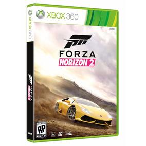 Jogo Mídia Física Forza Horizon 2 Em Português Para Xbox 360