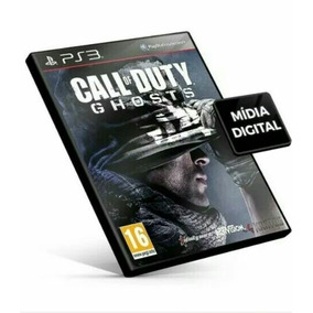 Call Of Duth Ghosts Português Br Ps3 Midia Digital Psn