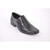 Zapato Hombre Mauro Pisani 5197.acolchado.cuero.importado.