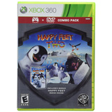 Happy Feet Two + Dvd Video - Xbox 360