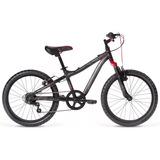 Bicicleta Mercurio Vertix Boy Rodada 20 Aluminio 6 Vel 2017
