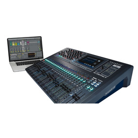 Consola Digital Soundcraft Si Impact De 32 Canales
