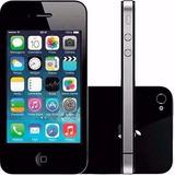 Iphone 4s Apple 16gb Seminovo + Brinde Menor Preço Brasil