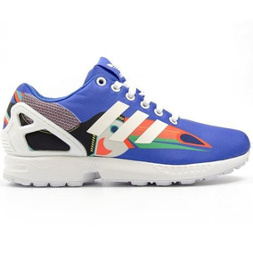 Tenis Atleticos Zx Flux Mujer adidas S75697