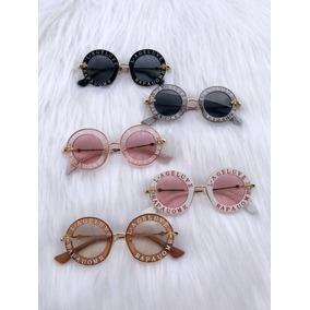 Oculos De Sol Infantil Diferente Escritas Moda Estilo Unisse · R  119 99 77cedac617