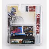 Jada Transformers Set 4 Autos 1/64 Optimus Bumblebee Crossha