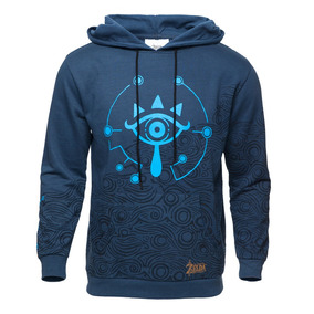 Hoodie Sheik Sudadera Capucha The Legend Of Zelda Thinkgeek