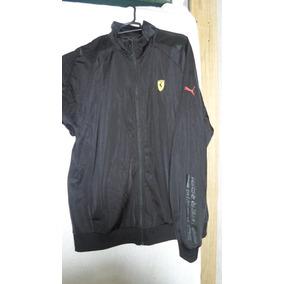 Ferrari Sudadera Puma Sf Trak Jacket Black Envío Gratis